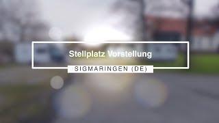 Stellplatz Vorstellung: Sigmaringen (DE) | SveFa on Tour
