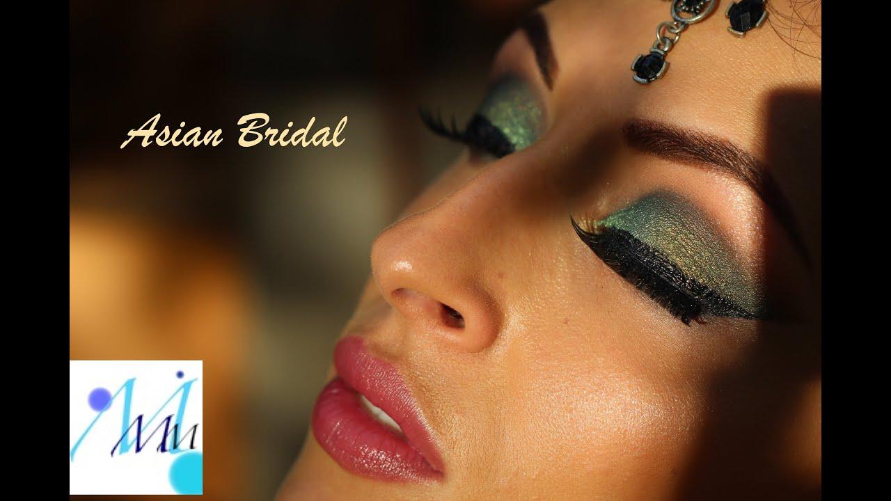 Maquillage De Soir E Party Makeup Asian Bridal Makeup Tutorial Youtube