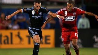 HIGHLIGHTS: FC Dallas vs New York City FC   September 12, 2015