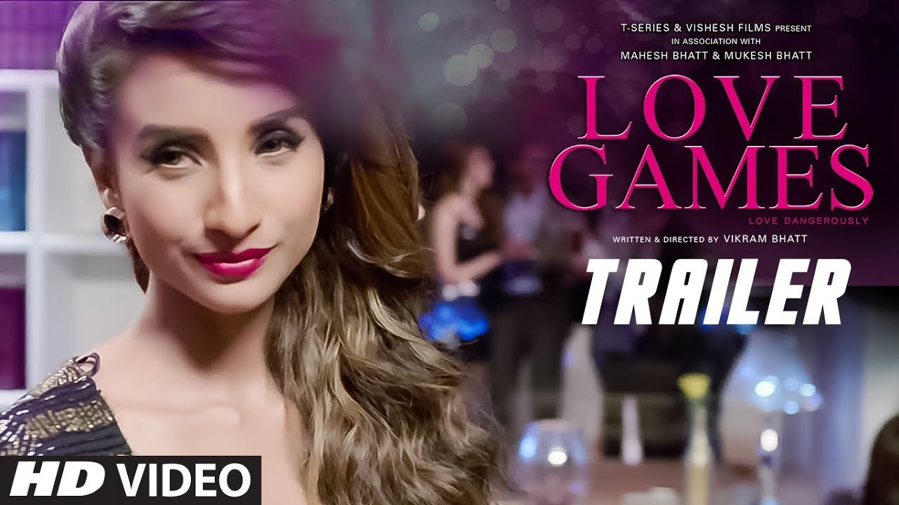 Love Games Official Trailer Patralekha Gaurav Arora Tara Alisha Berry T Series