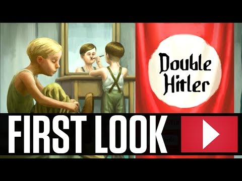 Double Hitler: Gameplay (QWOP Game)