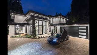 3151 BENBOW ROAD, Luxury House in West Vancouver