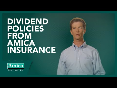 dividend policies from amica insurance pay you back youtube. Black Bedroom Furniture Sets. Home Design Ideas