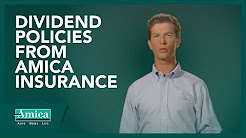 Dividend policies from Amica Insurance pay you back!