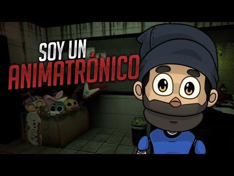 SOY UN ANIMATRÓNICO | CASE 2: Animatronics Survival Multiplayer
