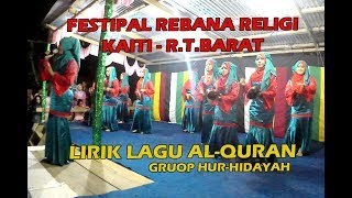 Patut di Puji,,, !!! Festipal Rebana Religi Kaiti  - (JUDUL LAGU AL-QURAN)