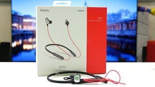 Bluetooth-наушники Meizu EP52: распаковка, примерка и впечатления