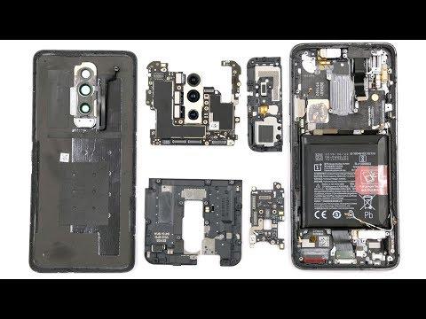 Разбираем смартфон OnePlus 7 Pro Teardown Smartphone