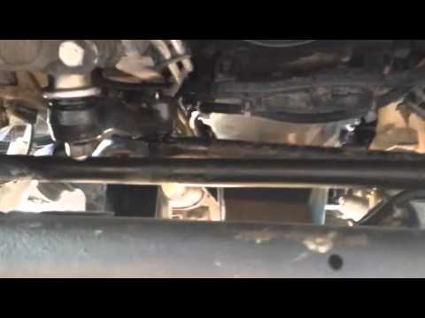 Chevy Silverado pitman arm & idler arm replacement part 1
