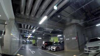 虎ノ門ヒルズ 地下駐車場(入庫) thumbnail