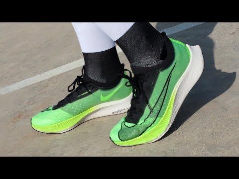 Nike Zoom Fly y Nike Zoom Fly Flyknit: análisis, precio y oferta