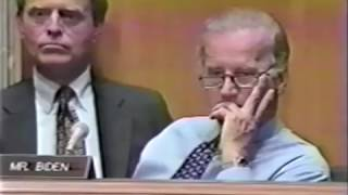 (The Agony of Kosova) - DioGuardi testifies on Kosova at US Senate Hearing, 05-01-1998
