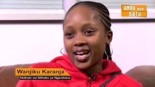 SHIX KAPYENGA Muthaki wa mithako ya Ngerekano