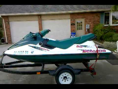 1996 Seadoo Gtx For Sale Asking 2700 Obo Sold Youtube