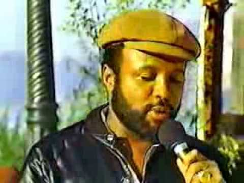 Andrae Crouch interview - Singing at the Democratic Convention (funny)