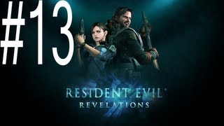 Resident Evil Revelations HD Part 13 Time For A Swim (Lets Play)