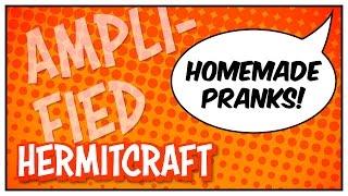 Minecraft - Hermitcraft Amplified - Prank Lab 5000 - S3E4
