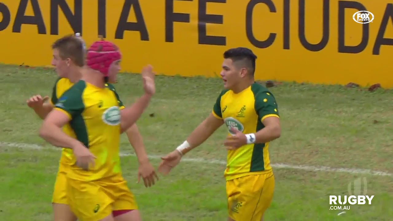 World Rugby U20s Championships: Junior Wallabies vs England
