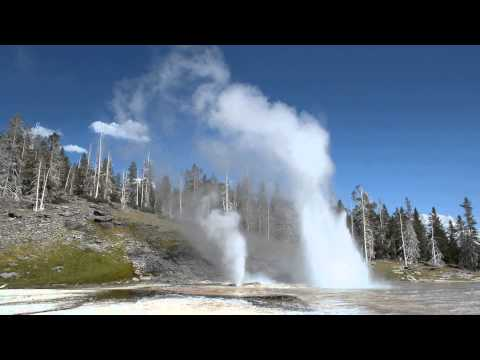 Grand Geyser @ Yellowstone - 8/4/13