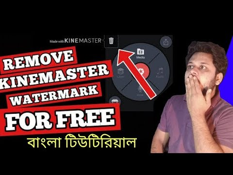 how-to-remove-kinemaster-watermark-in-banglag