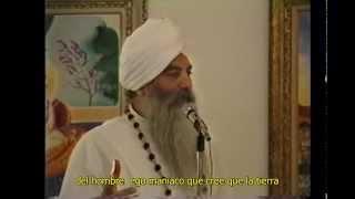 Siri Singh Sahib Harbhajan Singh Khalsa Yogiji katha Subtitulos al Español