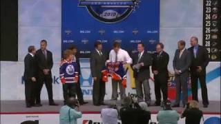 Taylor Hall Draft 2010