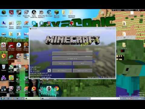 Как играть в Minecraft по локальной сети!