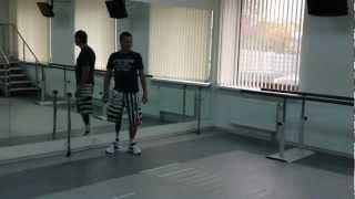 Первый урок ходьбы на протезе c-leg