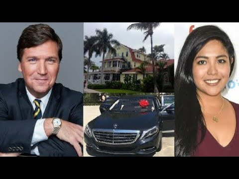 Tucker Carlson - Lifestyle   Net worth   Wife   houses ...