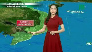 VTC14 | Thời tiết 6h 18/06/2018 | Nắng gián đoạn ở TPHCM và Cần Thơ