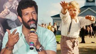 Tubelight COPY Of Little Boy Says Kabir Khan | VIDEO