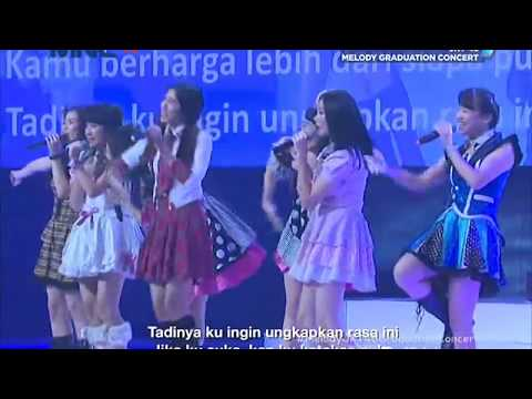 [HD] JKT48 - Aitakatta @ Melody Graduation Concert (TV Ver.) 180513
