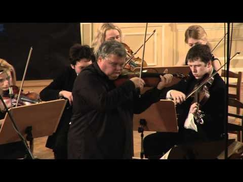 A. Vivaldi - Concerto e-moll for violin, strings and cembalo - I