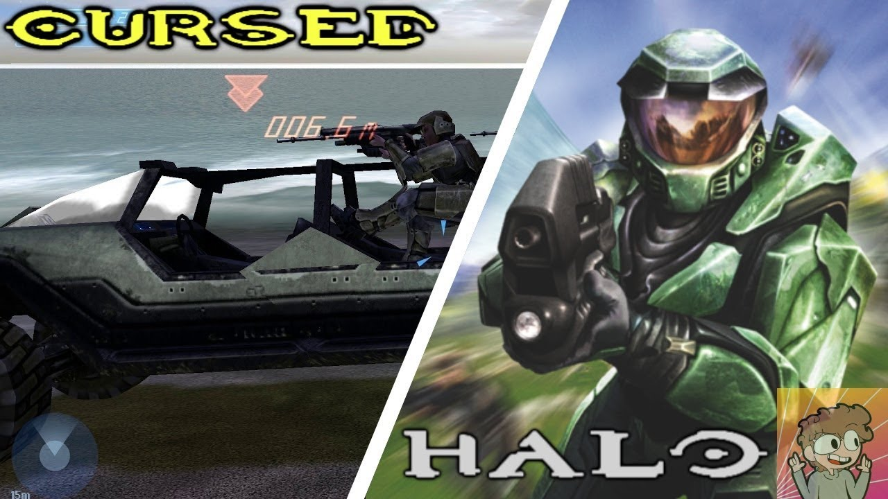 Steam Community Video Halo On Pc But Its Cursed