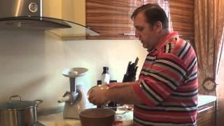 Шпикачки и купаты (рецепт приготовления).