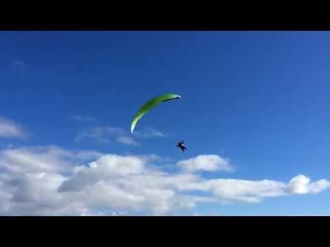 Paragliding URUGUAY - Punta Ballena - Maldonado