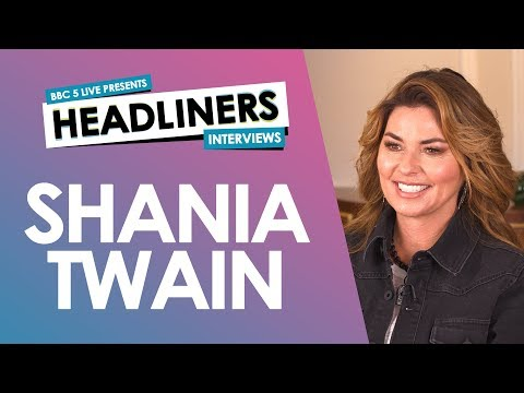 Shania Twain on 'Now', Mutt Lange and almost losing her voice