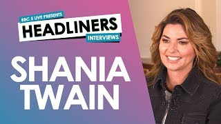 Shania Twain on 39;Now39; Mutt Lange and almost losing her voice