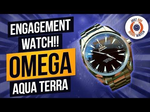 """I said """"YES""""!! Omega Seamaster Aqua Terra 38.5mm"""