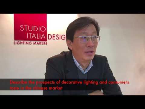Studio Italia Design: Lawrence from Krislite Shanghai on new partnerships and Chinese market