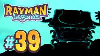 Video Rayman Legends - 39 - Back to Origins: Painful Memories Still Flowing (4 Player) download MP3, 3GP, MP4, WEBM, AVI, FLV Agustus 2018