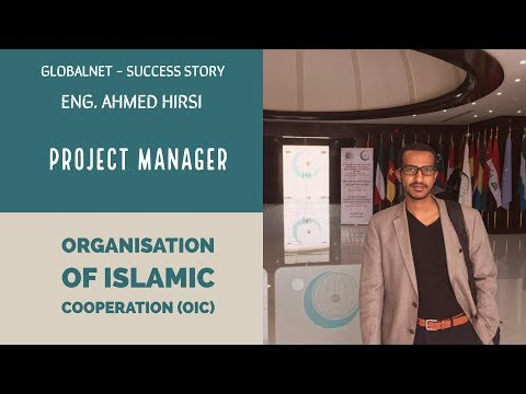 GlobalNet - Ahmed Hirsi's Success Story