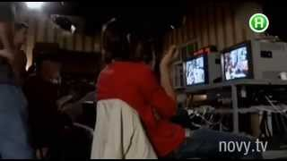 Актриса сериала Воронины снялась в откровенной фотосессии. Шоумания, 14.10.2014