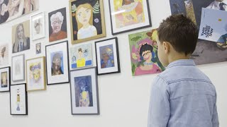 Meet the artists of the Young Artists' Summer Show 2020