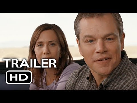Downsizing Official Full online #1 (2017) Matt Damon, Christoph Waltz Sci-Fi Movie HD