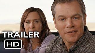 Downsizing Official Full online #1 (2017) Matt Damon, Christoph Waltz Sci-Fi Movie HD Poster