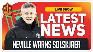 Man Utd's HUGE Solskjaer Dilemma! Man Utd News Now