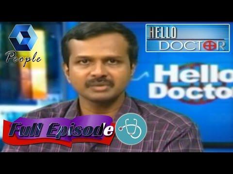 Hello Doctor: Dr. Arun V Nair On 'Drug Abuse' | 23rd June 2015 | Full Episode