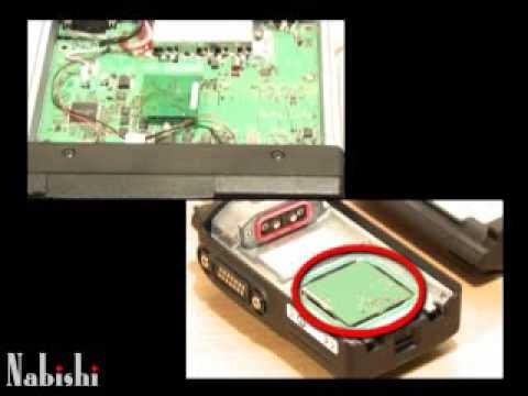 Nabishi NDB-750 Digital Encryption
