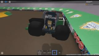 Roblox Monster Jam Commentary #112 (Le Carnage)